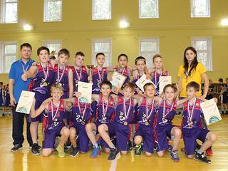 Березниковские баскетболисты— самые лучшие!
