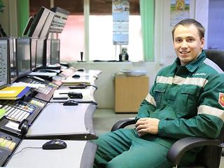 На «Азоте» работает один из самых сильных спортсменов России и Европы