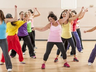 Zumba-fitness теперь в КДЦ