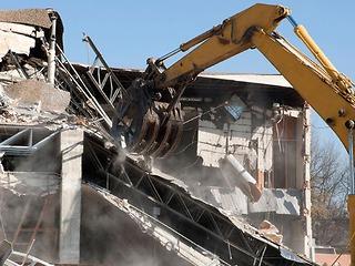 Формальдегидные дома демонтируются с нарушениями