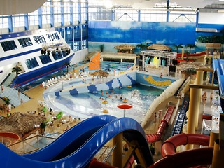 В Пермском крае будет свой аквапарк
