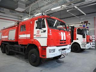 В Березниках на одно пожарное депо стало больше