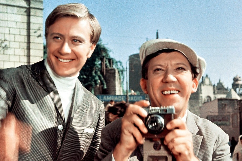 Тест: Советские фильмы любите?
