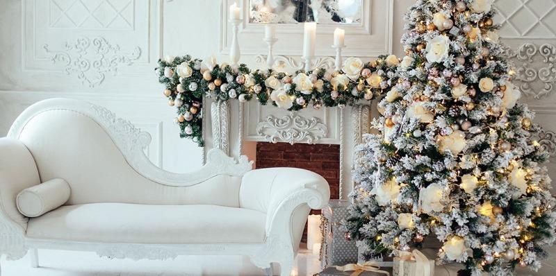 Украшаем дом вместе: какой праздничный декор принесет удачу и богатство в год Металлической Крысы