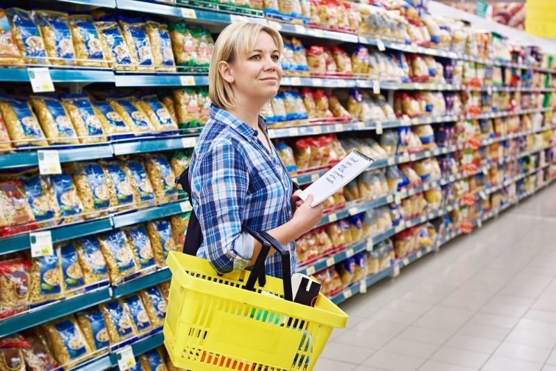 5 причин составлять список покупок перед походом в магазин