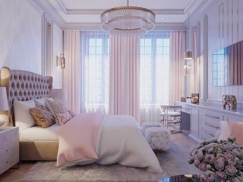 Как обустроить спальню так, чтобы мужчины стояли в очереди за вашим сердцем