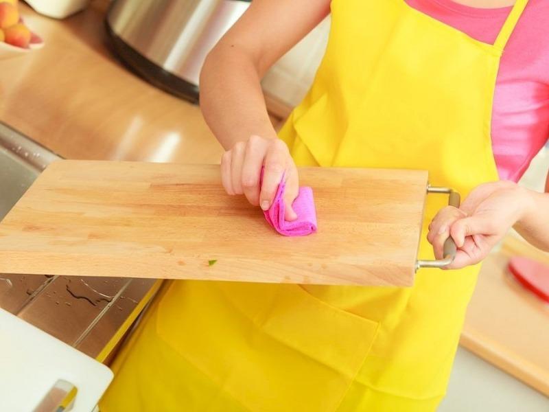 8 вещей в вашем доме, которые нужно мыть каждый день