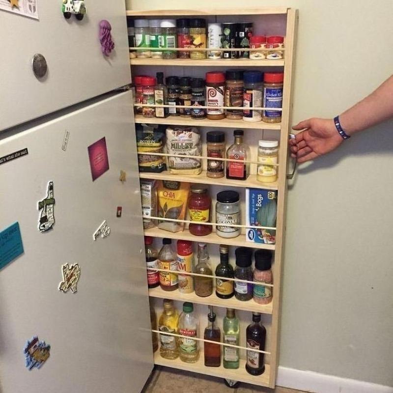 7 вещей для кухни, которые сэкономят место и создадут уют