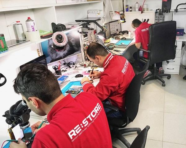 Сервисный центр restore